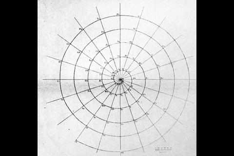 An image showing the 1902 Erdmann Coweb